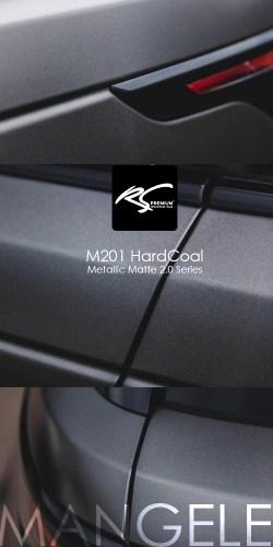 201 HardCoal metallic Matte series PRO 2.0 2