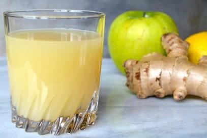 Image result for néttoyage à la pomme et du gingembre