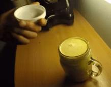 délicieuse sauce aux pignons