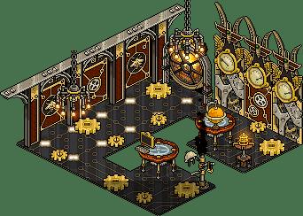 Pakc salle steampk