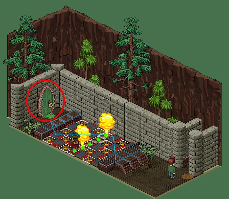 [HabbUnivers] - Grotte Mystérieuse
