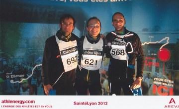 saintélyon 2012 : les finishers