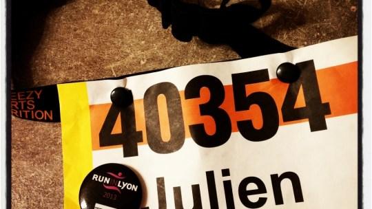 Marathon de Lyon : récit