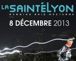 SaintéLyon 2013 - Récit