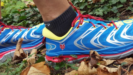 Test Hoka SpeedGoat
