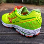 [Test running] Mizuno Wave Shadow
