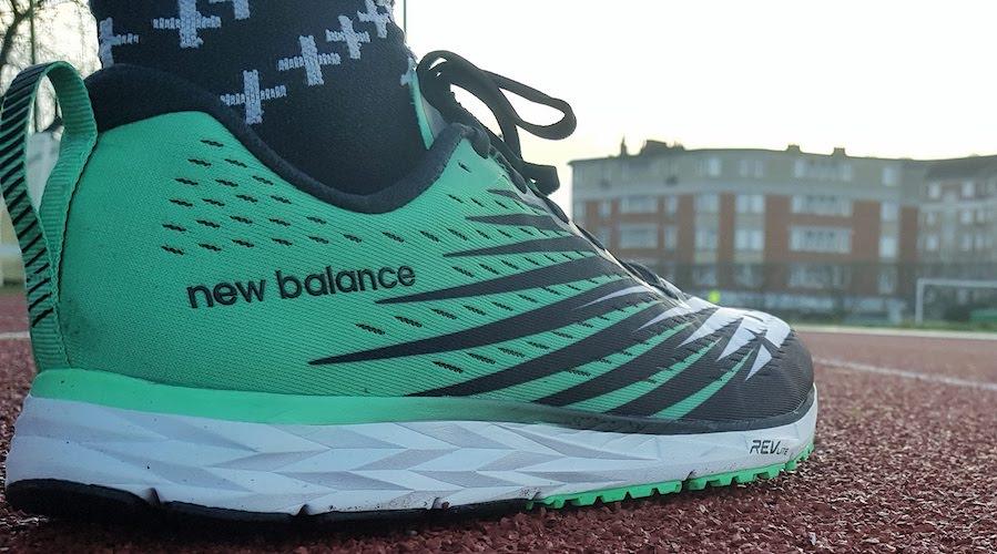 new balance pour pied large