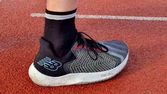Test et avis : New Balance FuelCell Rebel