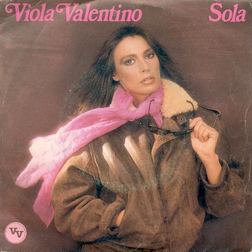 viola valentino sola testo