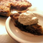 Double-Crust Pecanless Pie