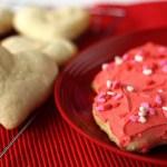 Valentine Lofthouse Cookies