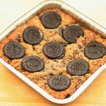OREO Chocolate Chip Pudding Blondies