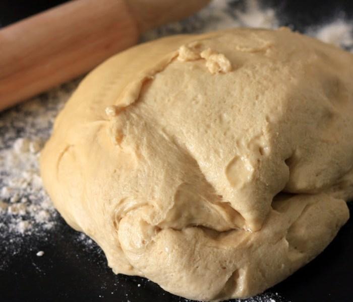 Resuscitated Dough for Cinnamon Rolls