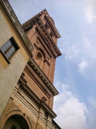 campanile di santa barbara