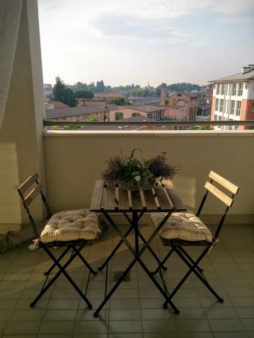 Ravenna B&B Sogno viaggiando vista verso l'Almagà