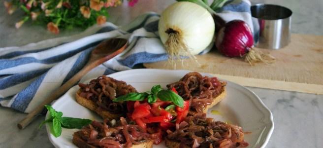 Cipolle all'aceto balsamico