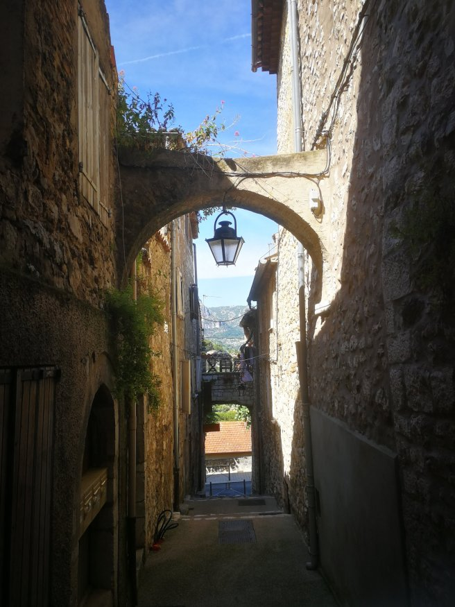 Vence - Provenza on the road