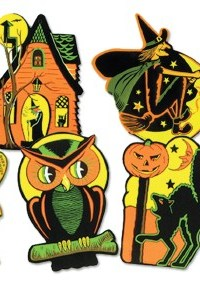 38 days until Halloween: I love vintage Halloween ...
