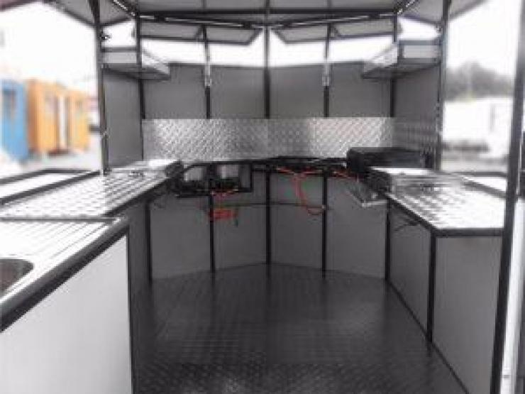 kitchen trailers small bar buy a mobile trailer and start your own business today