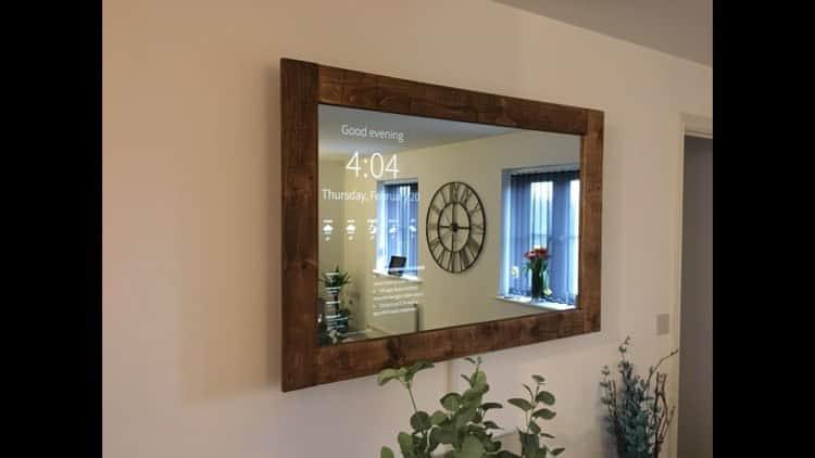 Smart Mirror Display