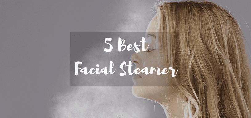 5 Best Facial Steamer
