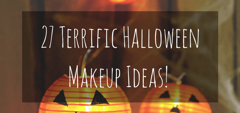 27 Terrific halloween makeup ideas