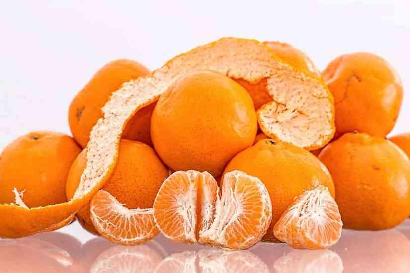 orange peel for acne