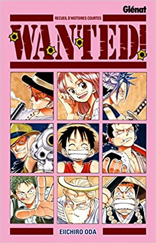Couverture Wanted !