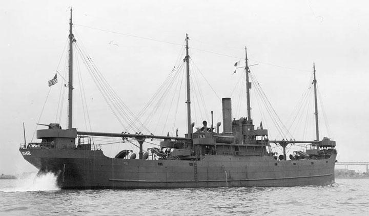 USS Majaba el capitan dive site subic bay