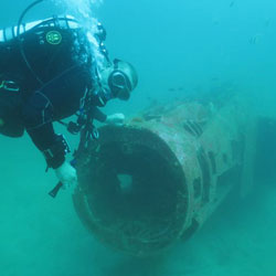 f4 phantom wreck subic bay