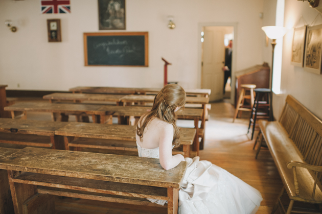 Enoch Turner Schoolhouse Wedding Photography  Toronto Wedding Photographers