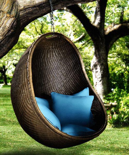 Basket Chairs  mangotangerine