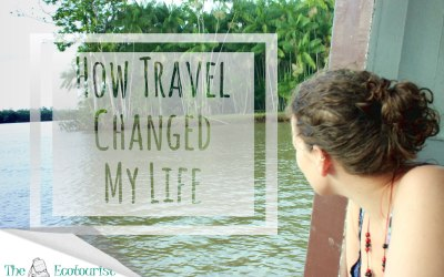 How travel changed my life