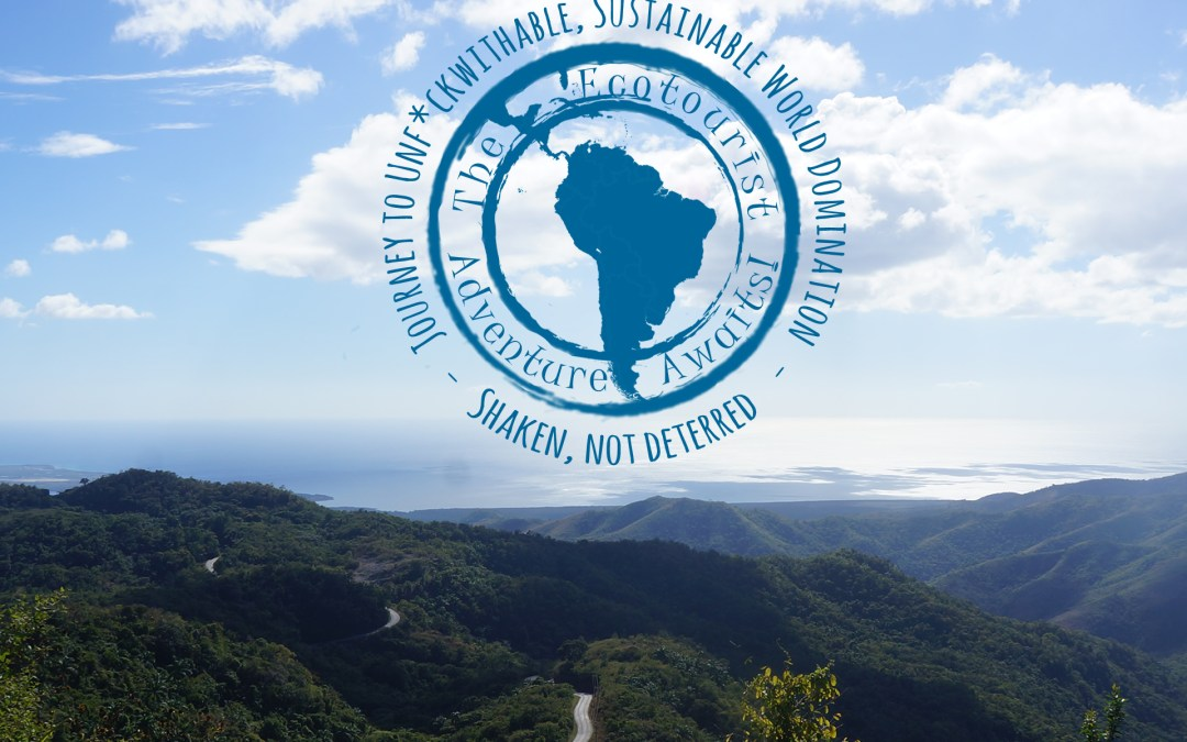 Shaken, not deterred – The Journey from Zero to Unf*ckwithable, Sustainable World Domination