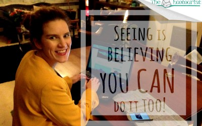 How other Female Entrepreneurs can inspire? Seeing is BELIEVING that YOU CAN do it too.