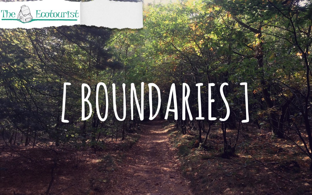 Boundaries – your Survival as a Woman (Entrepreneur)  depend on them