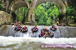 Mangu river tubing, tubing di kali mangu di magelang 1.1
