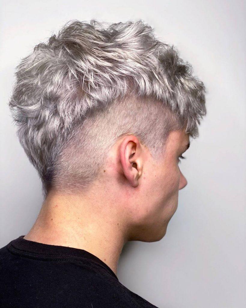V Haircut Mens : haircut, Handsome, French, Haircut, Ideas, Haircuts