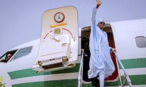 Balaguron Buhari: 'Ba sai Buhari ya miƙa wa Osinbajo ragamar mulki ba', Fadar Shugaban Ƙasa