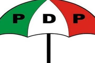 Manyan jami'an PDP bakwai sun ajiye muƙamansu saboda rashin adalci