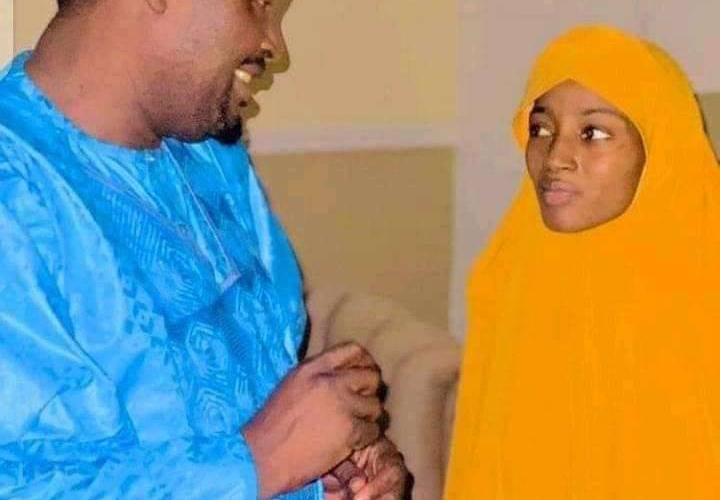 Hoto: Agama-Lafiya ya ziyarci Jaruma Maryam Yahaya a Kano