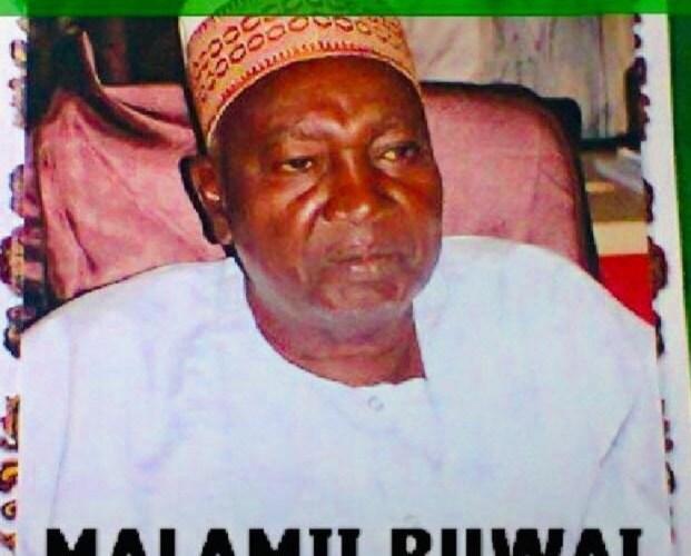 Allah Ya yi wa tsohon Minista, Malami rasuwa
