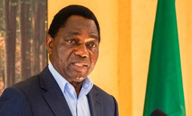 Sabon Shugaban Ƙasar Zambia, Hichilema ya caccaki tsohuwar gwamnatin Lungu