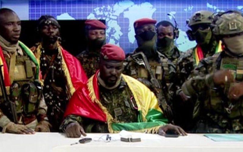 Guinea: Mun kama Shugaba Conde mun rushe gwamnatinsa – Sojoji