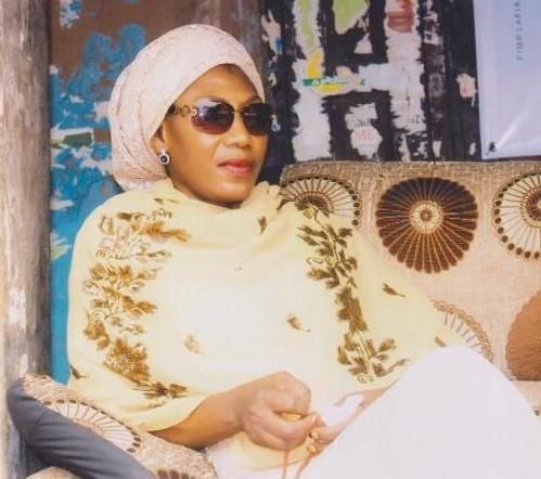 Mijina ne ya dasa min sha'awar yin takara – Halima Amadu Jabiru