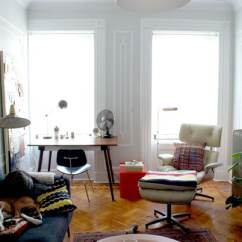 Fake Eames Chair Salon Styling Chairs Canada Real Vs The Lounge Manhattan Nest When We Received Very Special Things From My Grandparents House There Was A Brief Hot Second I Had Two Deal