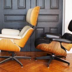 Eames Lounge Chair For Sale Hawaiian Sun Chairs Real Vs Fake The Manhattan Nest It Makes Look Like S Frightened Or Standing On Tip Toes Which Is Just Not All That Pretty