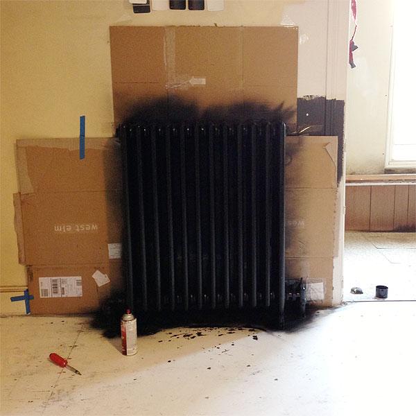 radiatorpainting