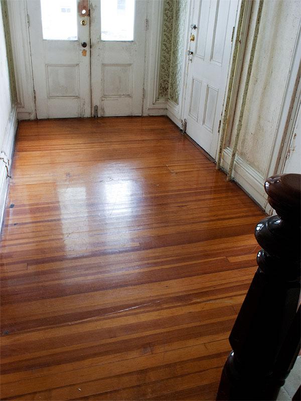 Entryway-Floor