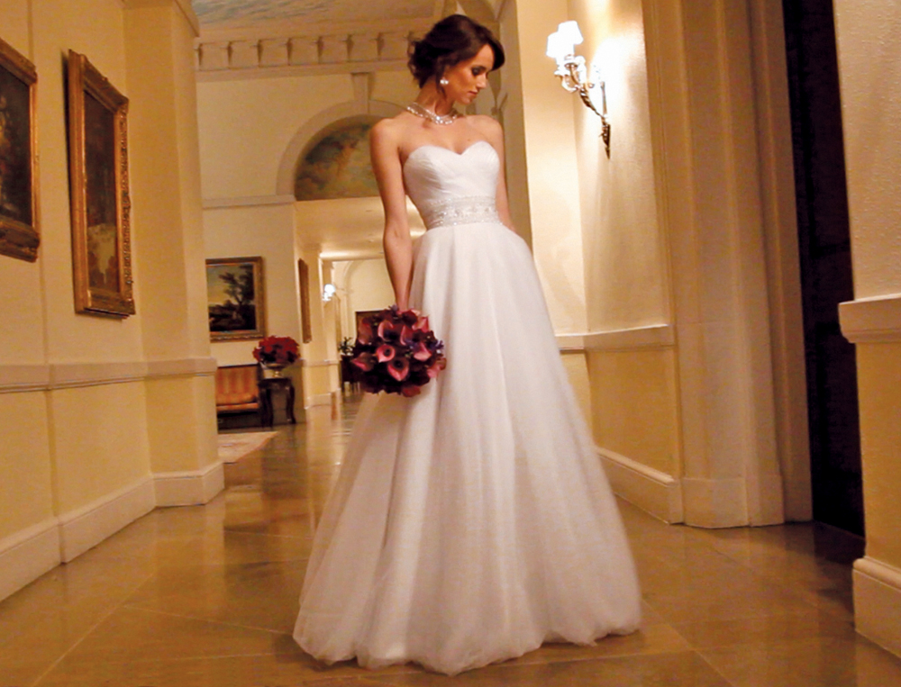 Wedding Gown Designer Interview With Oleg Cassini